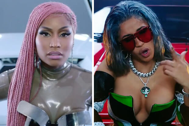 """""""…someone could die"""" Says Nicki Minaj after fight with Cardi B 