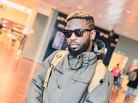 Bisa Kdei reacts to trending number 1 on Twitter