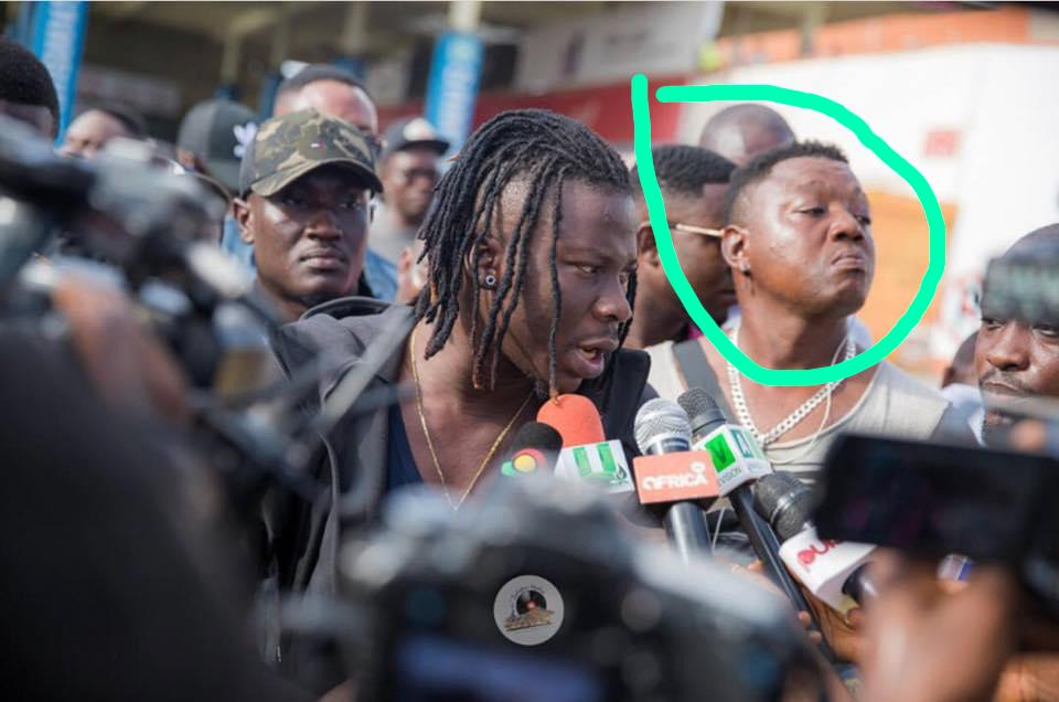 Stonebwoy's BMG press statement timely but misdirected