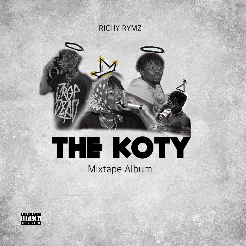 Listen: Richy Rymz out with 'THE KOTY MIXTAPE'