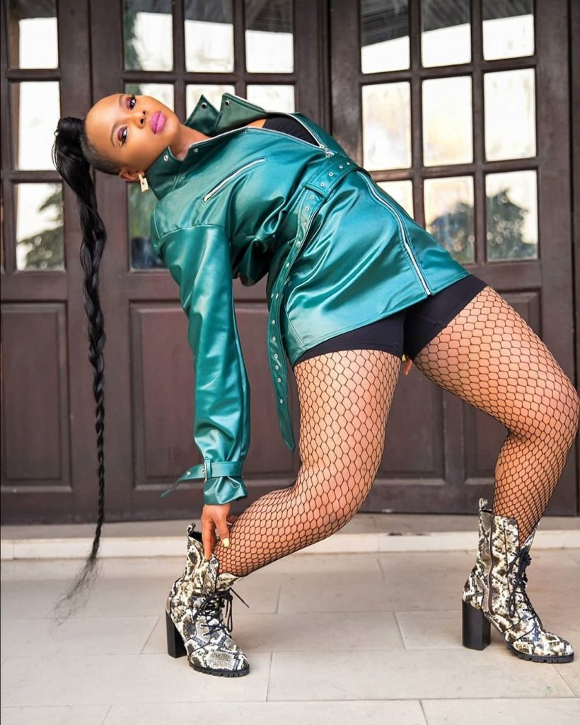 Yemi Alade out with video for Boyz - Watch