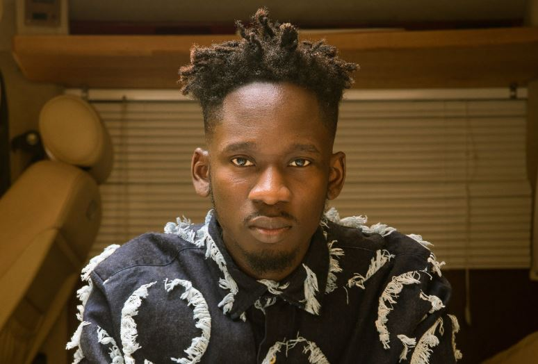 Mr. Eazi is back on Album Mood muse africa