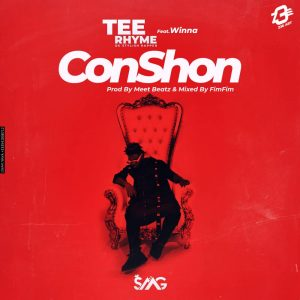Tee Rhyme Features Winna on ConShon – Watch