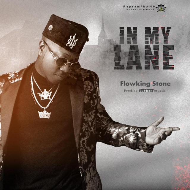 Flowking Stone out with new music titled 'In My Lane'
