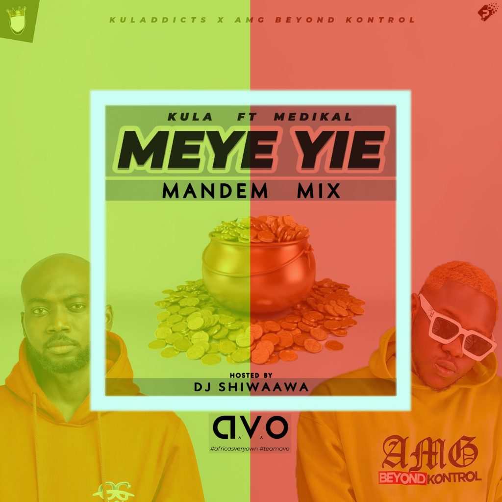 Kula deliver a dance version of Meye Yie - Listen