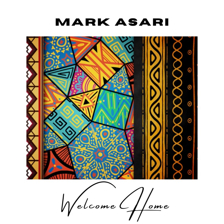 Mark Asari gives us 'Welcome Home' - Listen