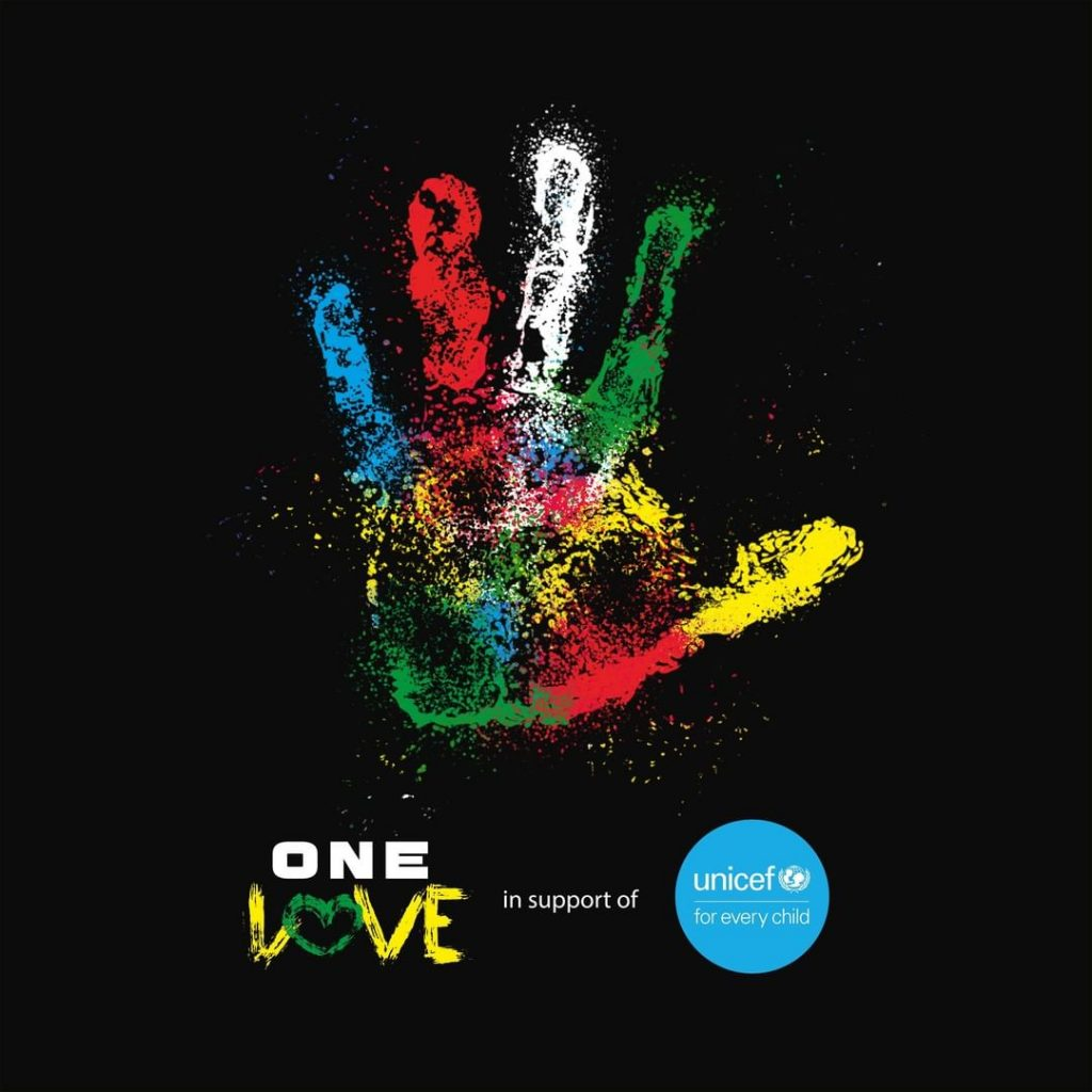 Patoranking helps UNICEF 'reimagine' the world with Bob Marley's One Love