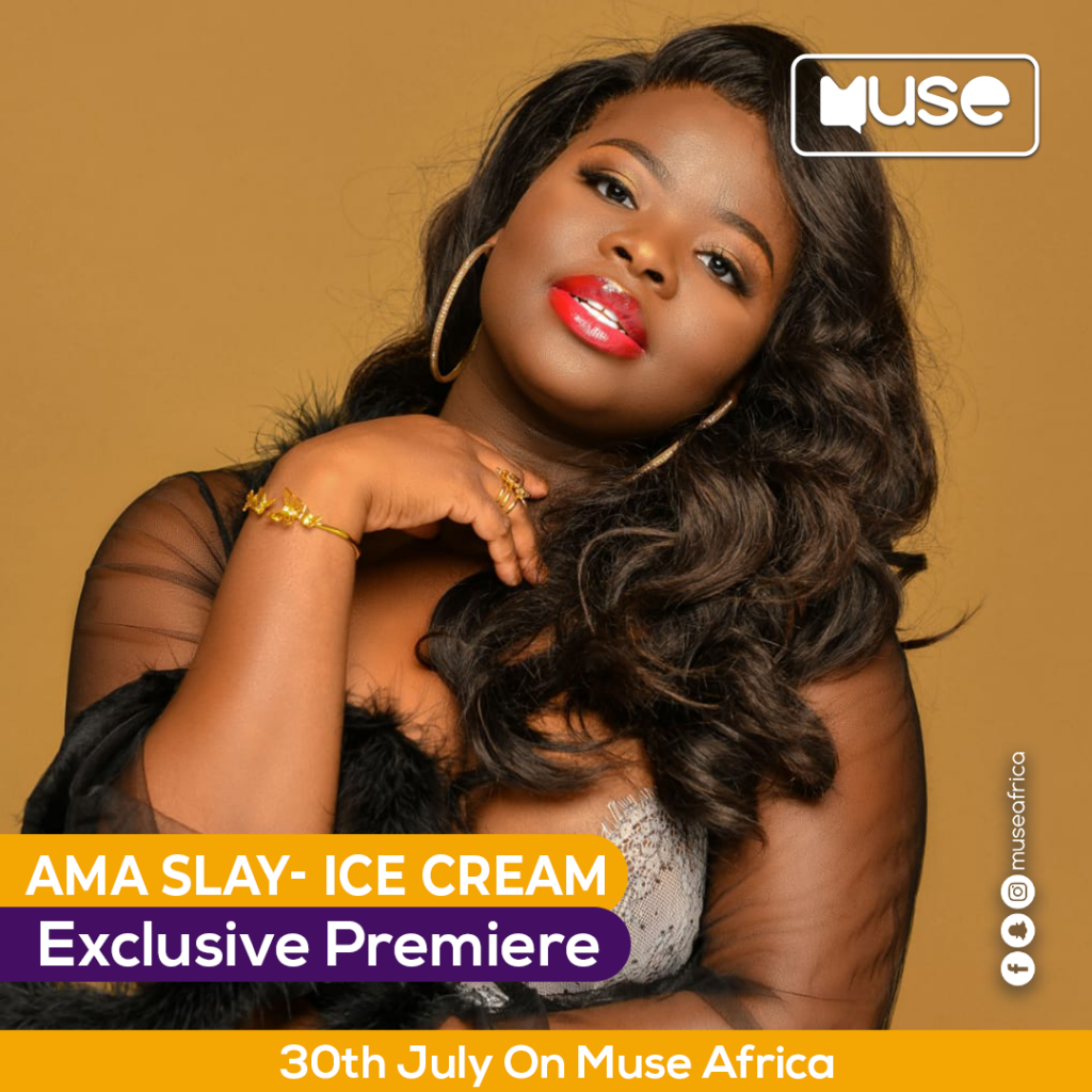 Ama Slay set to release 'Ice Cream' on 30th July 2020