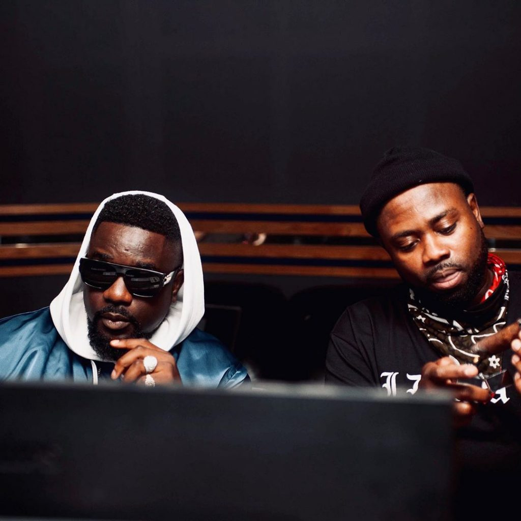 Sarkodie out with 'CEO Flow' - Listen