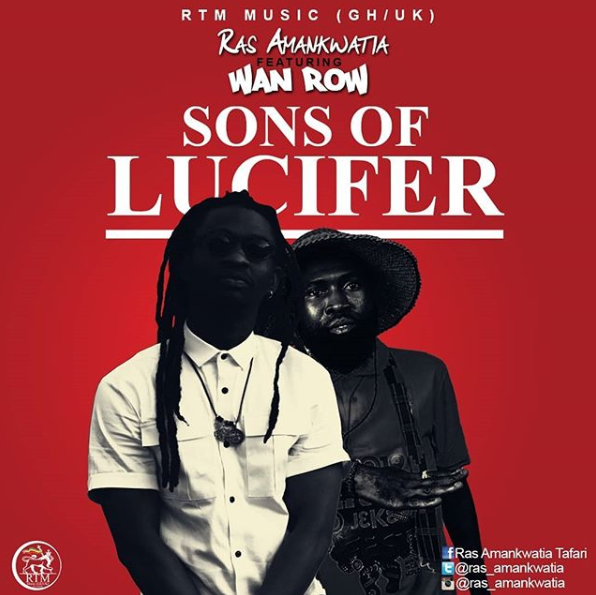 Ras Amankwatia out with Sons of Lucifer - Watch