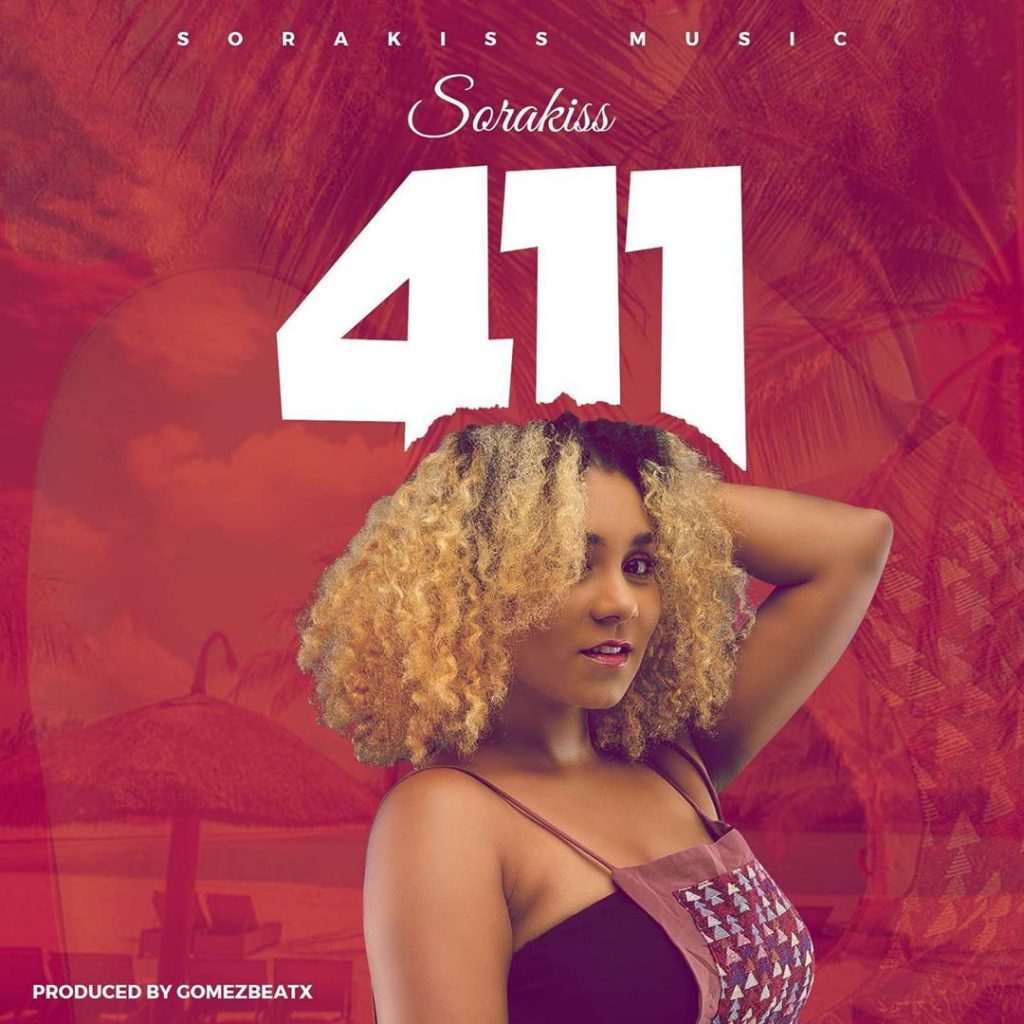 SORAKISS out with NEW music '411' - Listen