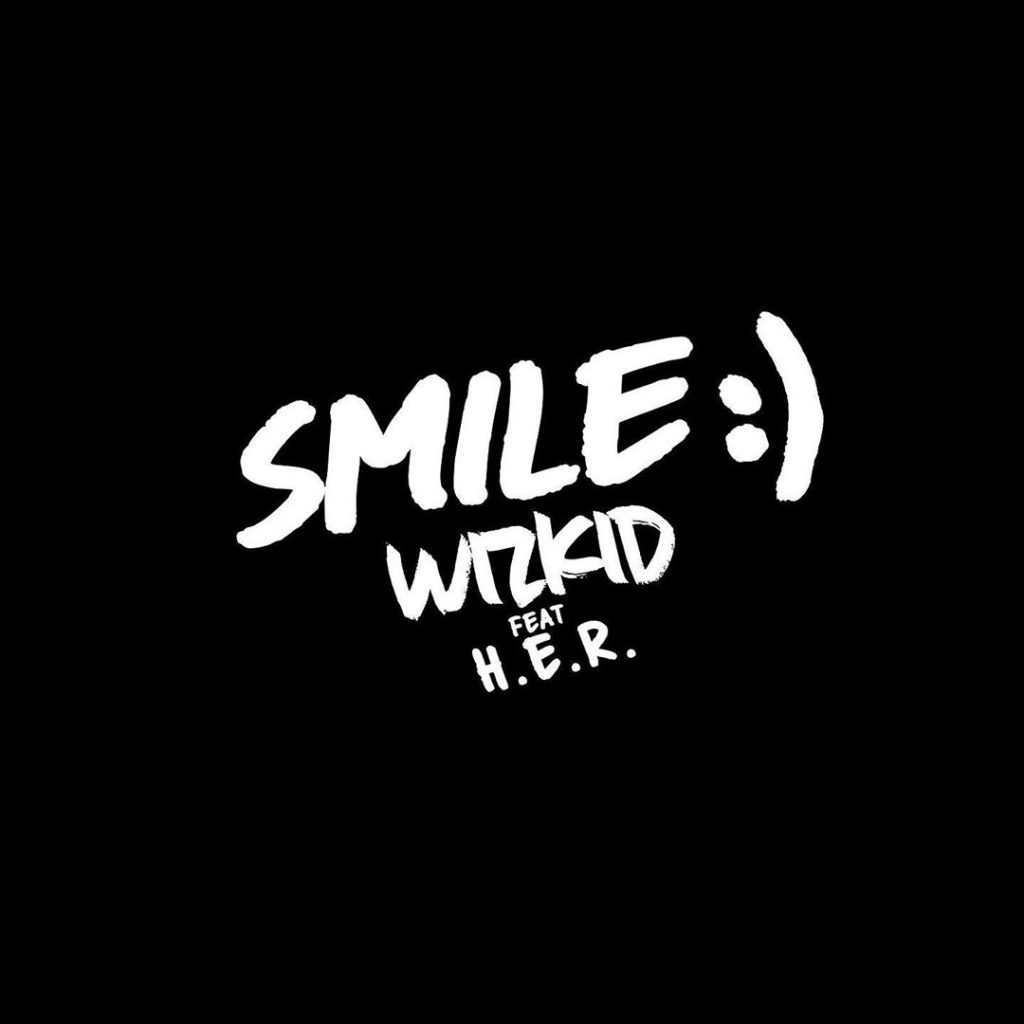 Wizkid teams up with H.E.R for 'Smile' – Listen