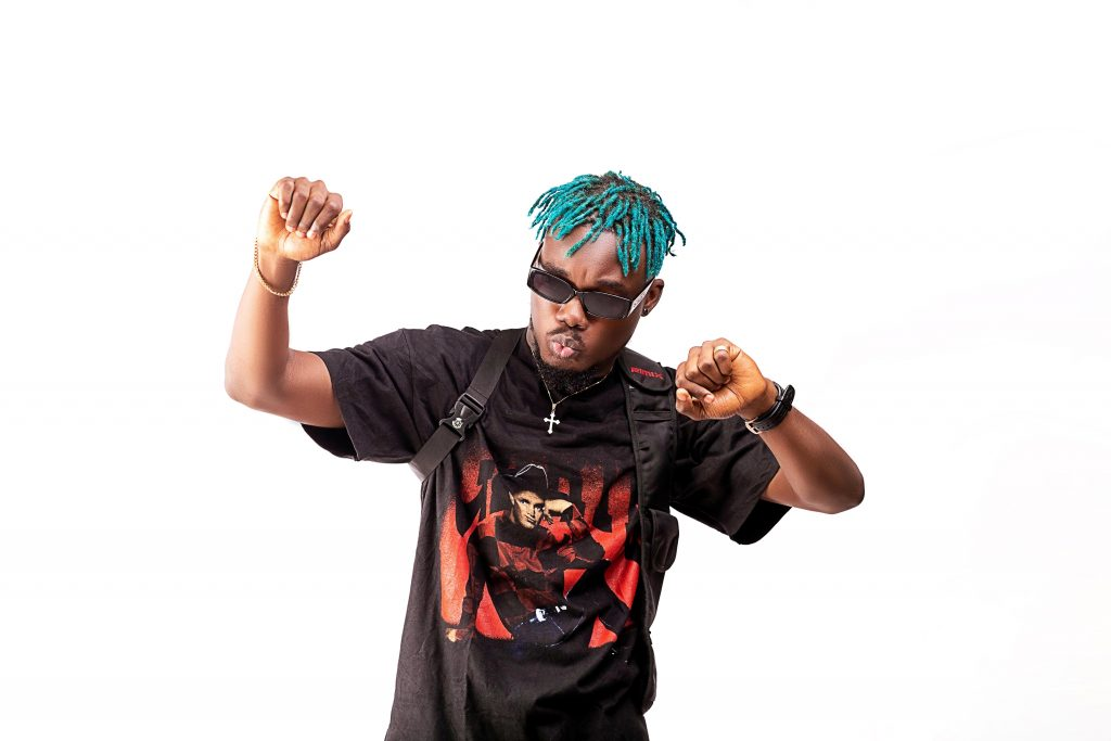 Camidoh awarded Emerging Artiste of the Year at the UMB GTA 2020