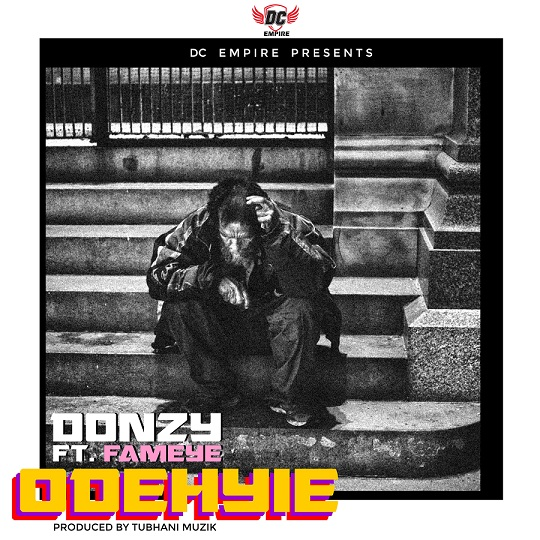 Donzy teams up with Fameye on 'Odehyie'