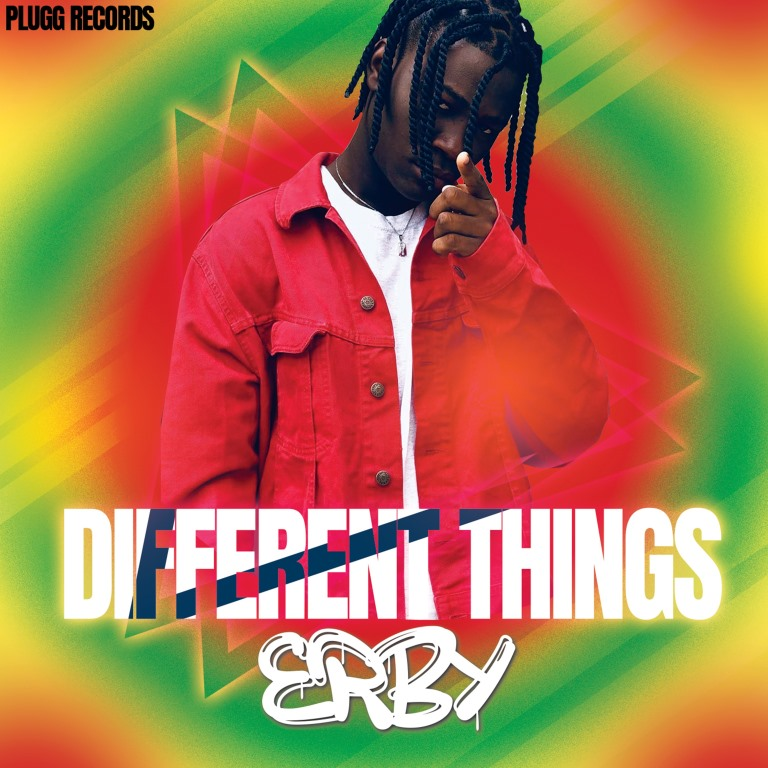 Erby shines on new life-inspired single 'Different Things'