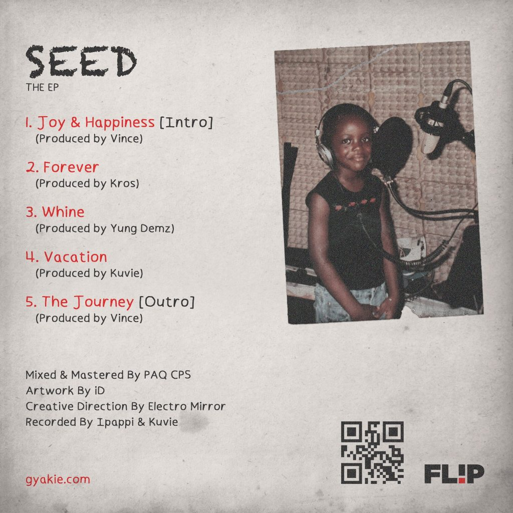 Gyakie serves up groundbreaking debut EP 'SEED'