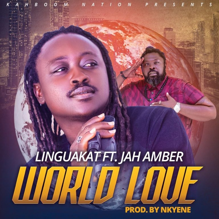 Linguakat releases World Love featuring Jah Amber