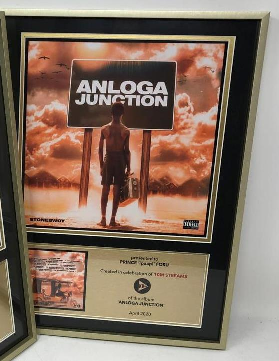 iPappi gets rewarded for 'Anloga Junction' hitting over 10 million streams