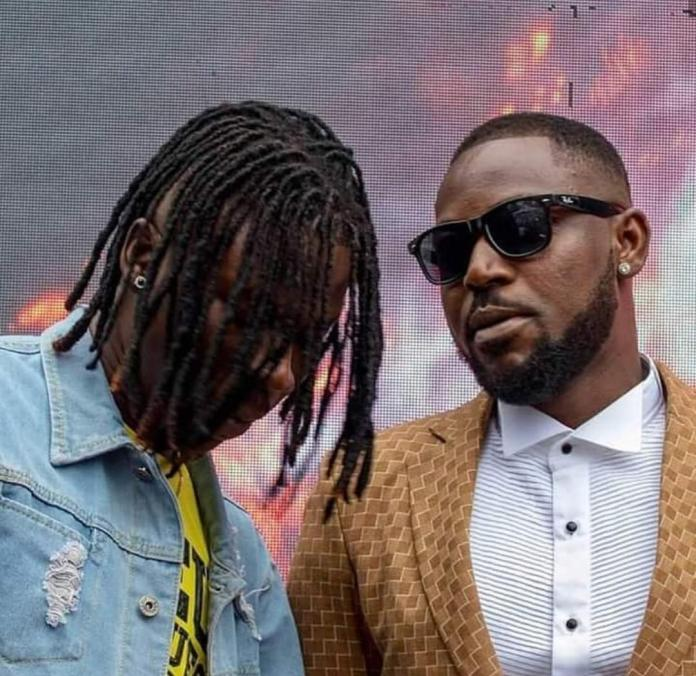 Social Media believes Yaa Pono cryptic message is meant for Stonebwoy