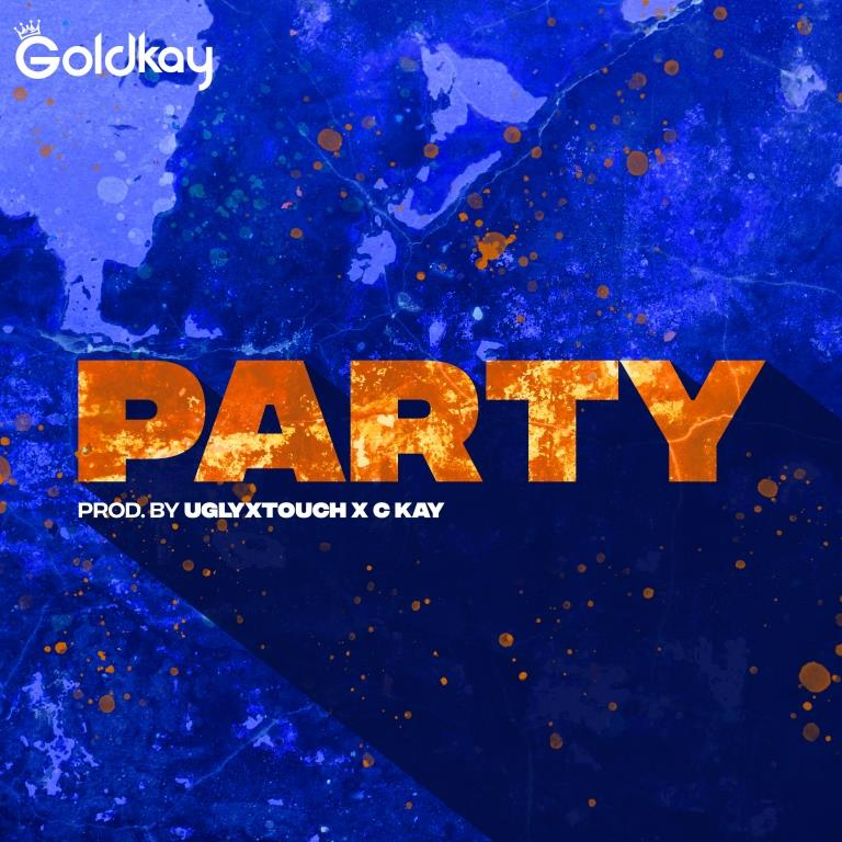 British-Ghanaian artist, Goldkay returns with new Afroswing single 'Party'