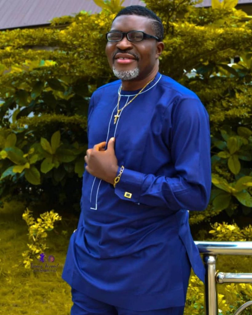 From Movies to Law - Nollywood veteran Kanayo O. Kanayo is now a lawyer