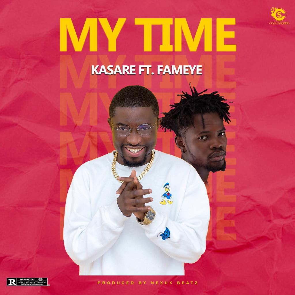 """Kasare talks about his upcoming single with Fameye """"My Time"""" – drops on Friday"""