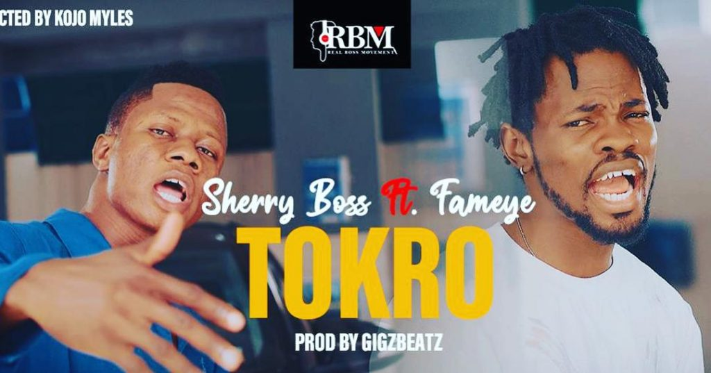 VGMA Unsung nominee Sherry Boss drops 'Tokro' featuring Fameye