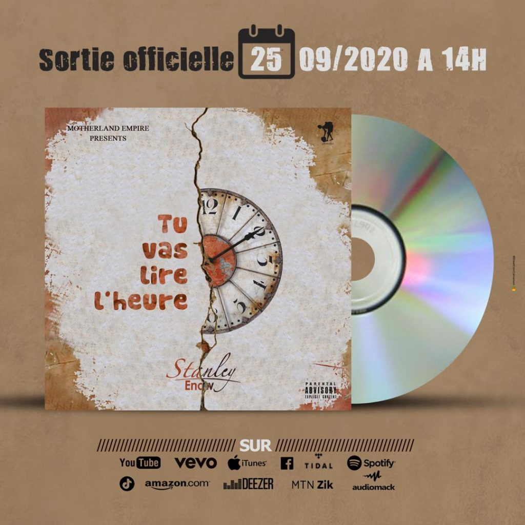 Cameroonian rapper Stanley Ekow takes the drill route with Tu Vas Lire L'heure