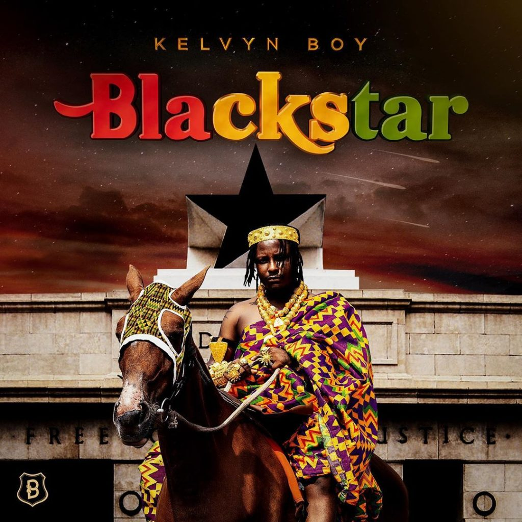 "Kelvyn Boy Releases highly rated ""Black Star Album"" – Stream Now"