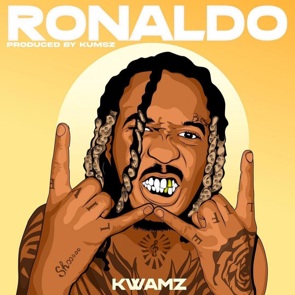 Kwamz's 'Ronaldo' earns 'Spotlight Track of the Week' on official UK Afrobeat chart