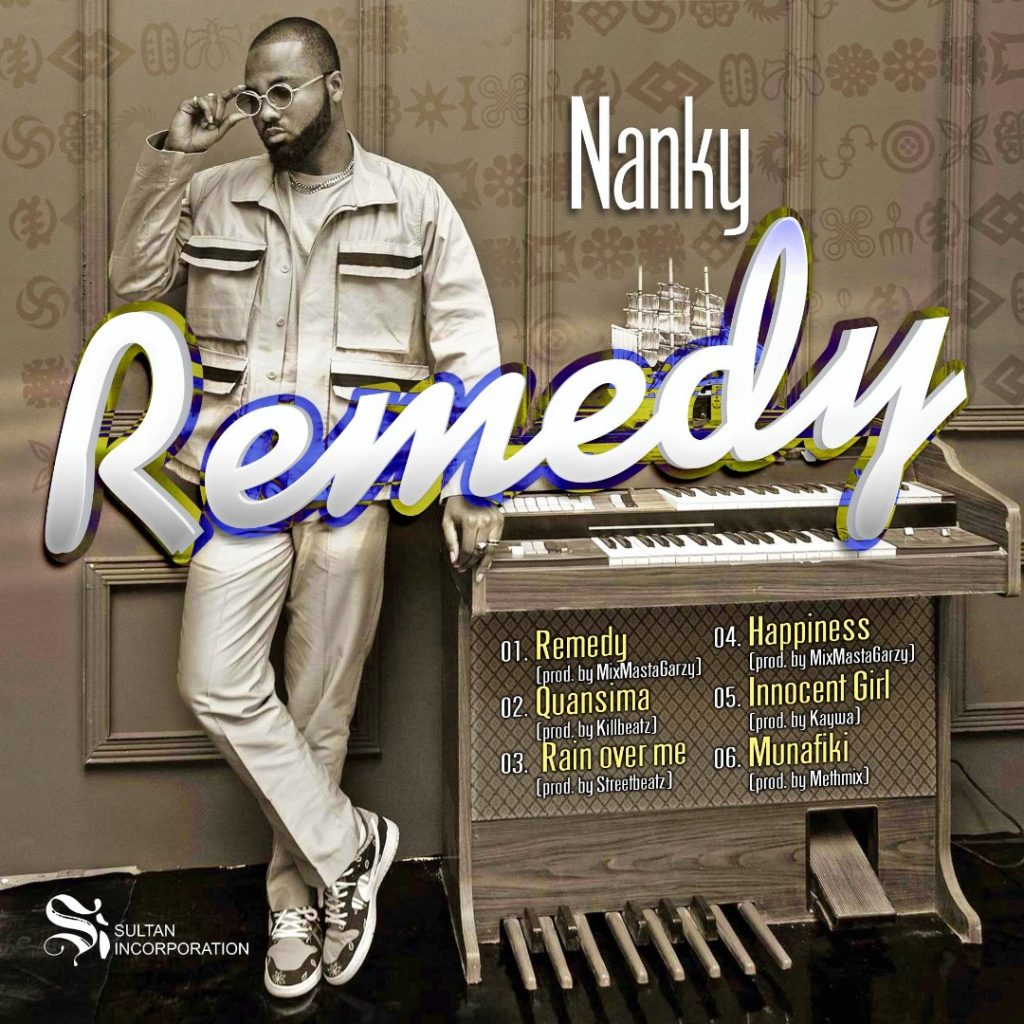Nanky releases 6-track afrobeats EP titled Remedy