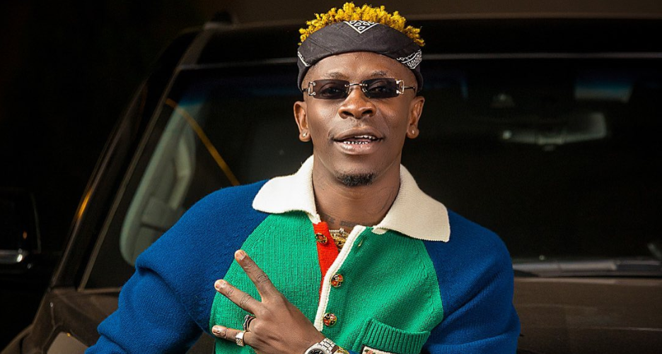 Shatta Wale praises rapper King Paluta – 'He is talented'