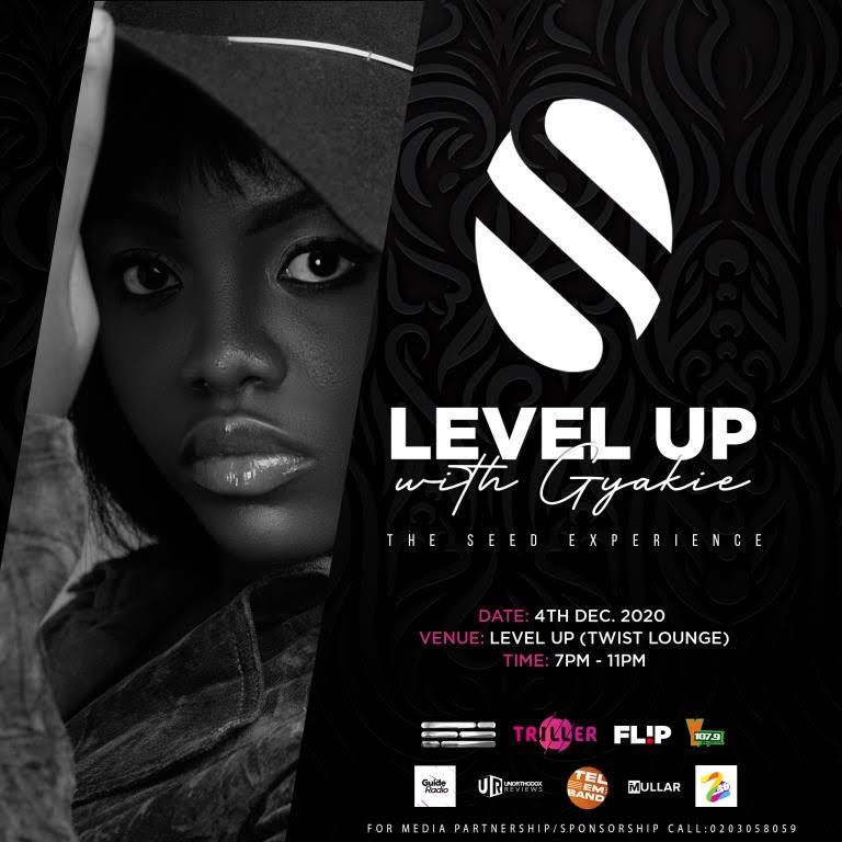 Gyakie set to dazzle fans with December Live Experience at Level Up