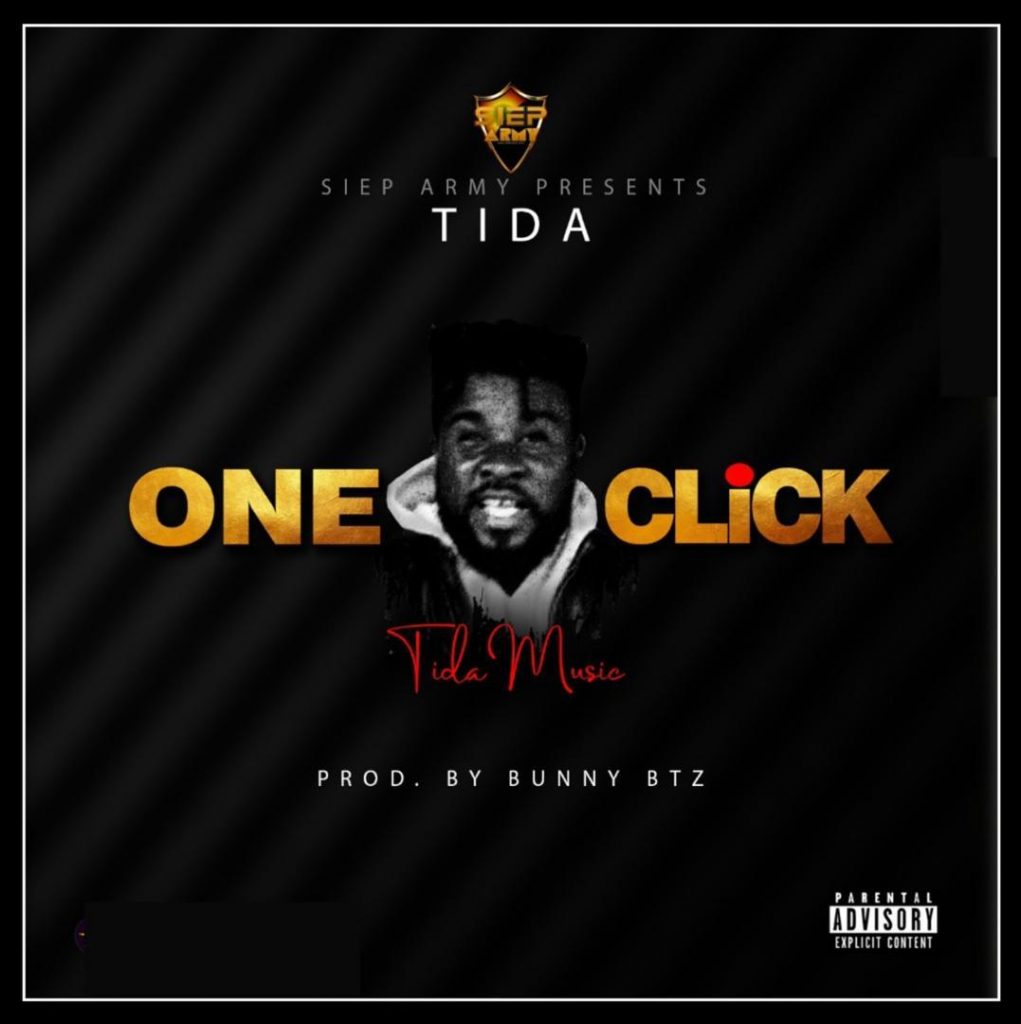 Ghanaian singer Tida releases new single titled 'One Click' - Watch