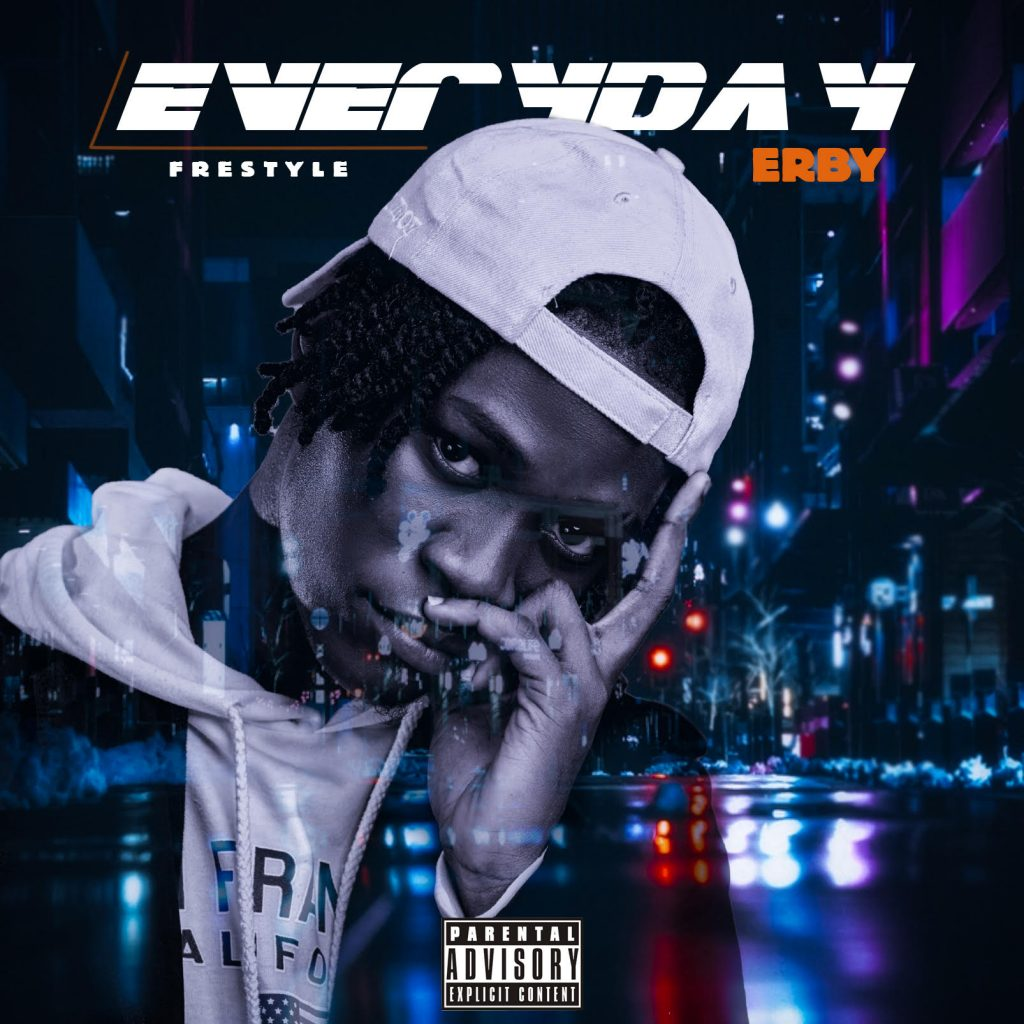 Listen to Erby new single Everyday