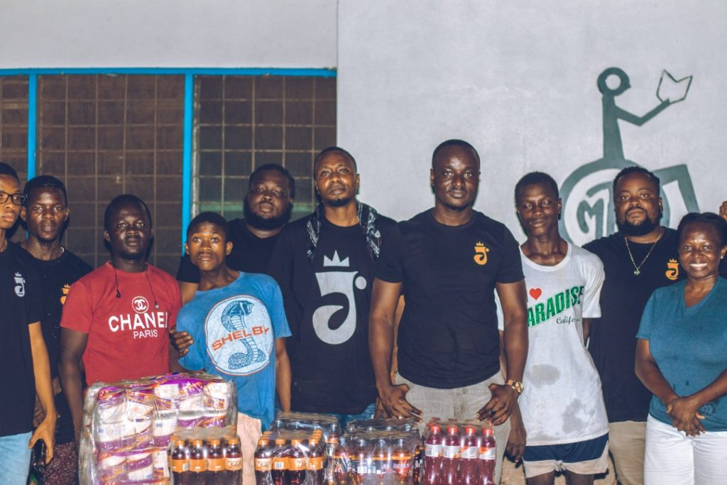 DJ Justice calls on support for Mephibosheth Training Centre in Ghana