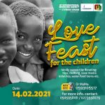 BT Model Agency to celebrate Valentine's Day with less-privileged children
