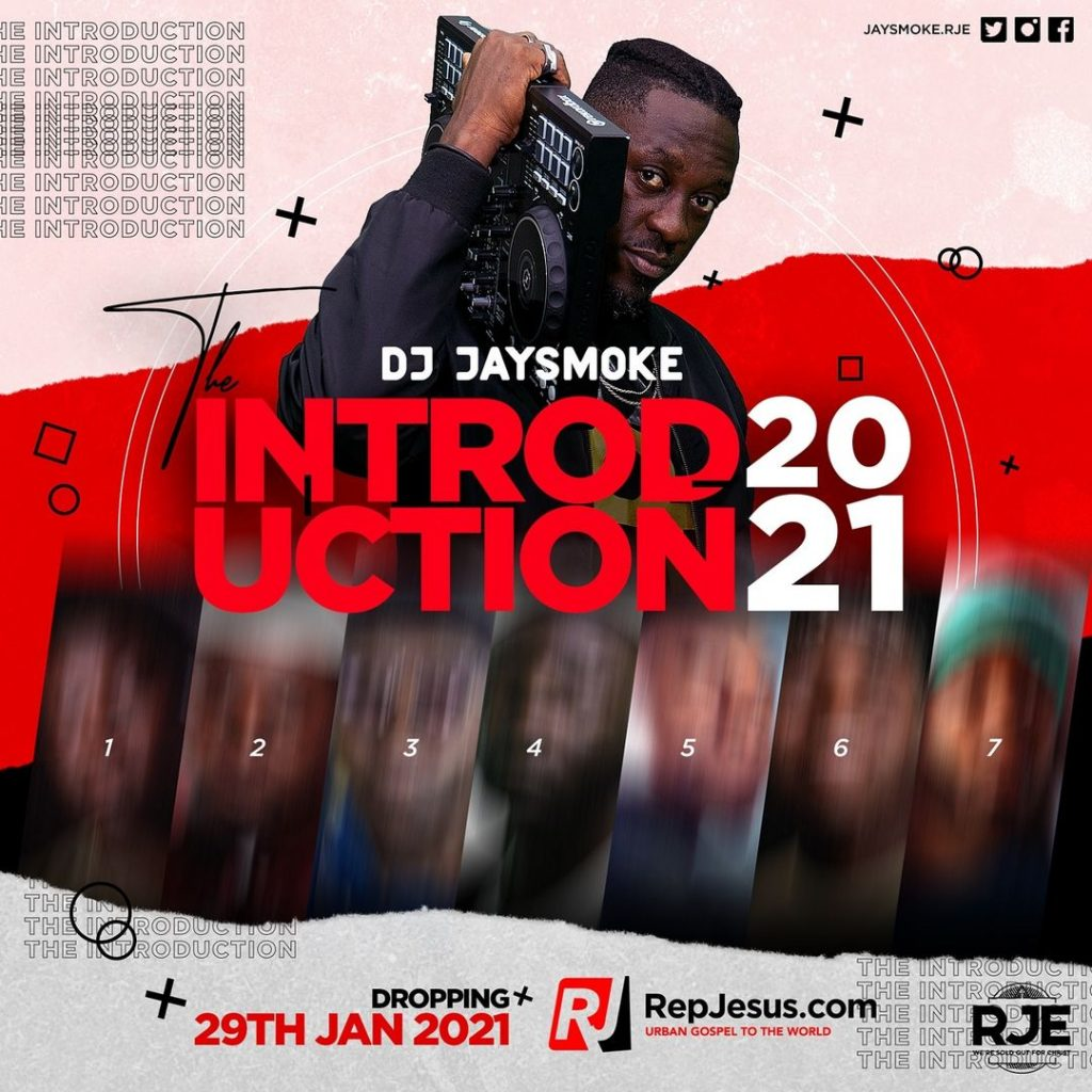 DJ JaySmoke revives 'the Introduction Cypher' in 2021 – drops 29th Janaury
