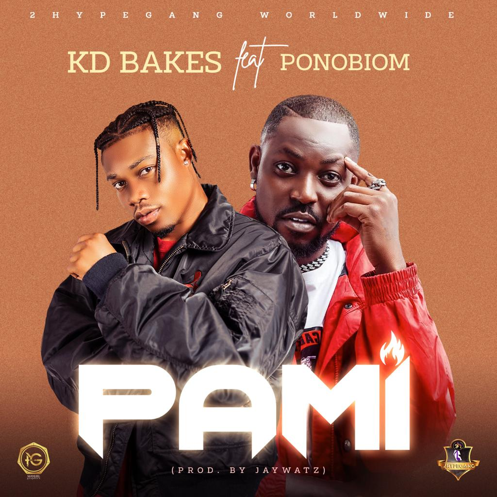 Ghanaian singer KD Bakes set to feature Yaa Pono on a new single
