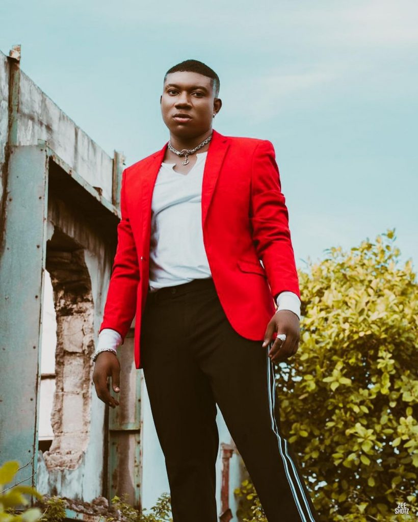Nigerian Singer Kendickson out with New music WAYO - Listen NOW