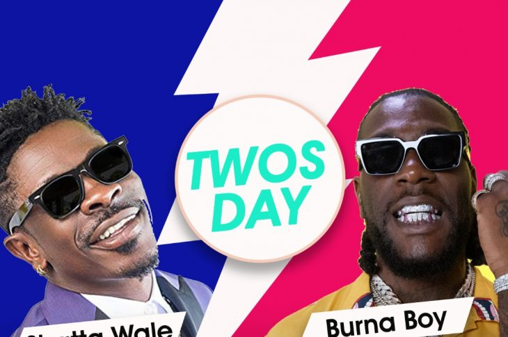 Shatta Wale Vs Burna Boy playlist - Listen