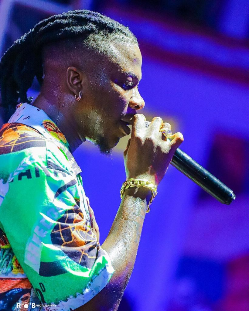 Bhim Concert making a comeback in December 2021 after a year hiatus — due to the outbreak of Covid-19, Stonebwoy announced today.