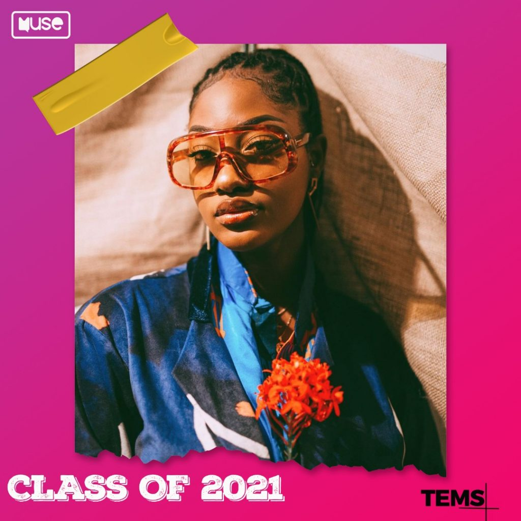 tunesXmuse Class of 2021; buzzing Artists to look out for