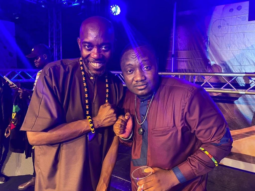 Ghana's King Lagazee talks about playing on BBC 1Xtra's Africa360