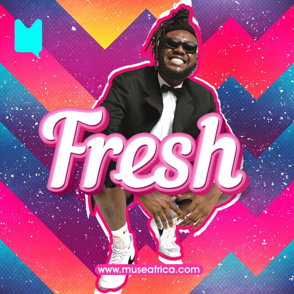 Pappy Kojo covers this week's Muse Fresh – Stream Now