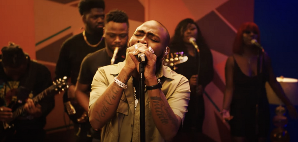 Davido is now the most followed African Musician On Instagram Muse Africa