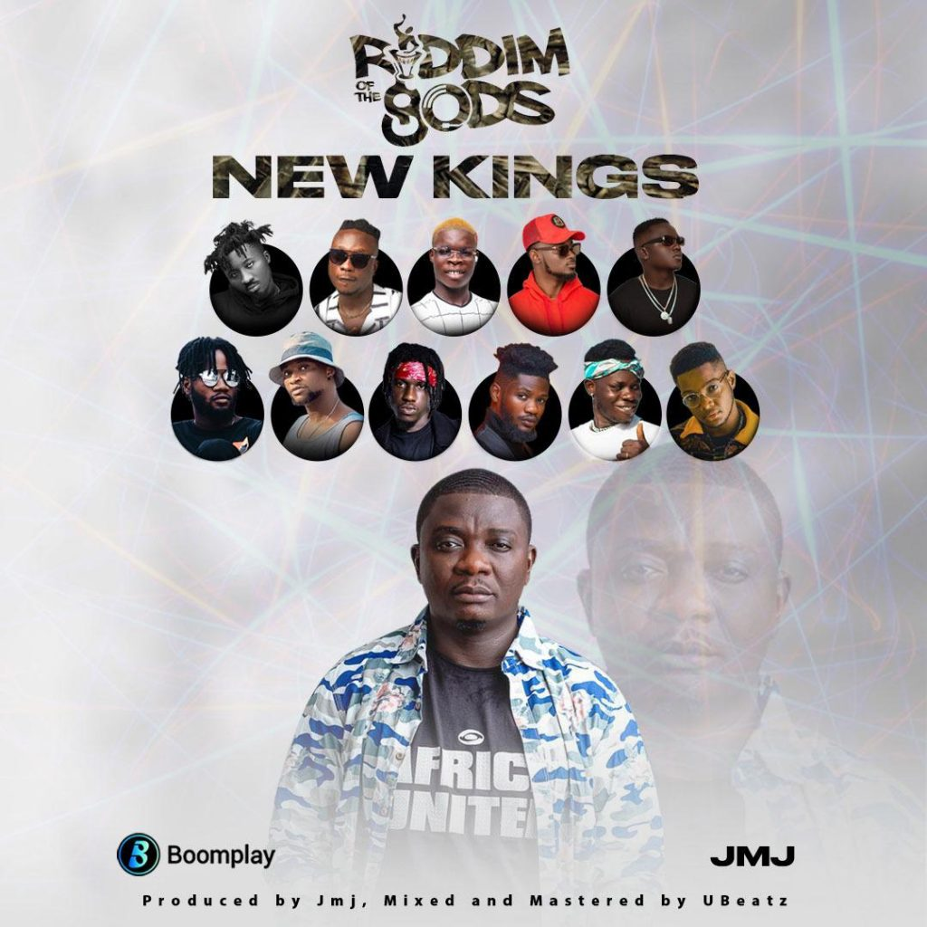 """Producer JMJ hosts 11 new Rappers on """"Riddim Of The GODS"""" Hip-hop 2021 Tape – Check Full List museafrica"""