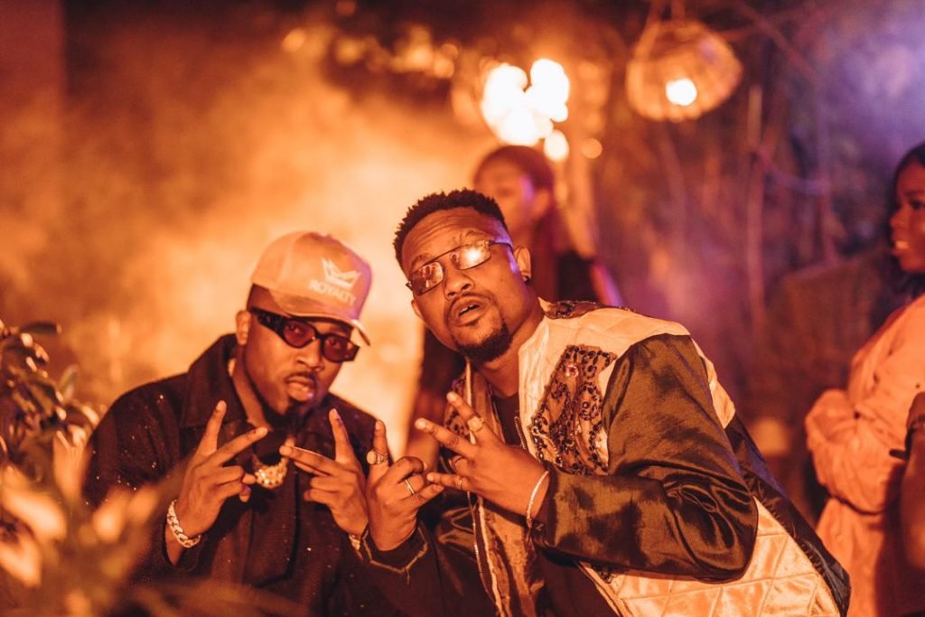 Jah Phinga releases Alikoto visuals featuring Ice Prince - Muse Africa