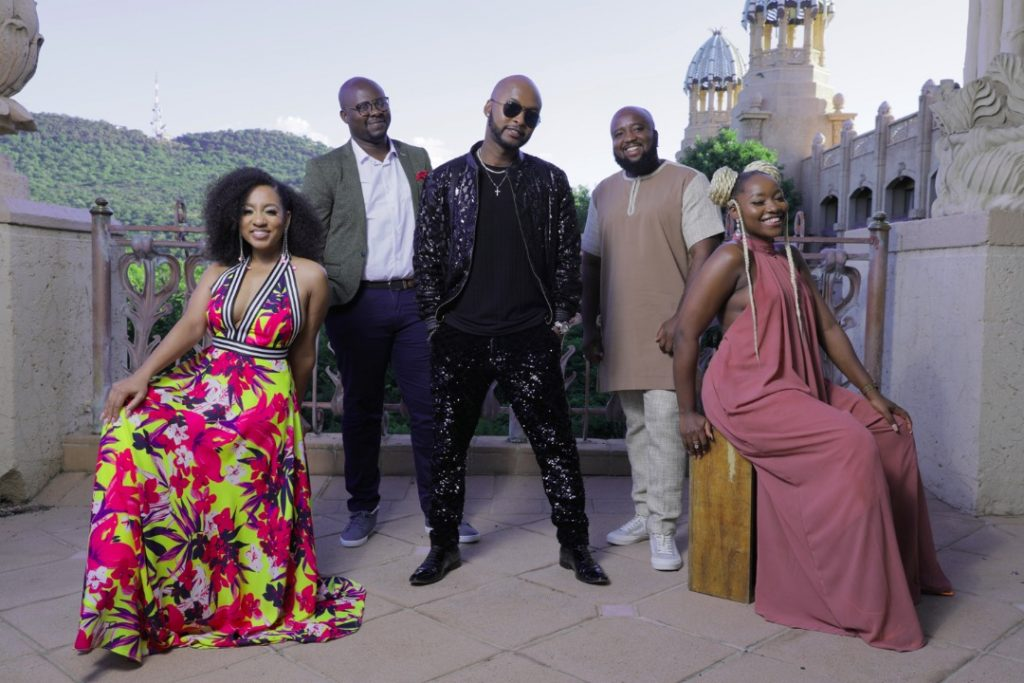 Meet the Judges for the Old Mutual Amazing Voices Season 2