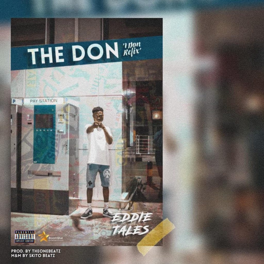 Eddie Tales drops fresh visuals for refix of Shatta Wale's 1 Don